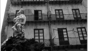 Il Genio di Palermo, Piazza Rivoluzione